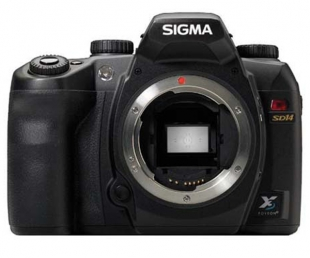 Sigma SD 14 Body