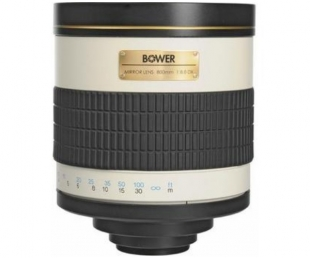 Bower 800mm Mirror F8