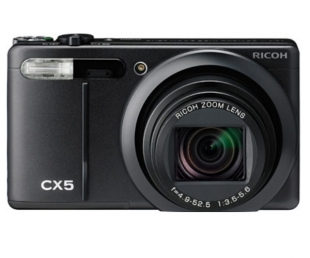 Ricoh CX5 Black