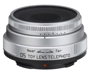 Pentax 05 Toy Lens 18mm F8
