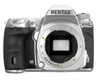 Pentax K-5 Limited Silver Body