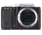 Pentax K-01 Black Body