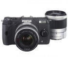 Pentax Q10 Black + 5-15mm + 15-45mm