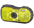 Ricoh WG-4 Lime Yellow