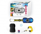 Ricoh WG-4 GPS Blue kit