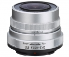 Pentax 03 Fish Eye Toy Lens 3.2mm F5.6