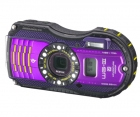 Pentax Optio WG-3 Purple GPS