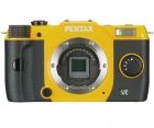 Pentax Q7 Yellow Body